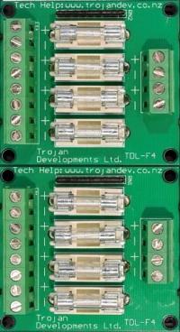 TDL 8FB – 8 Way Fuse Board